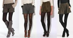 The 25 Best Shorts With Tights Ideas On Pinterest