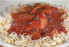 Quick Chicken Cacciatore from FoodNetwork.com