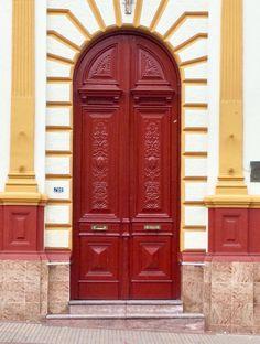 Puerta antigua de Asunción