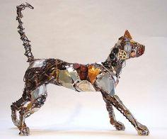 #art #animals #sculpture #abstract