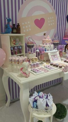 Doc McStuffins Birthday Party Ideas | Photo 1 of 17
