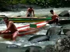 Pagsanjan Falls in Laguna Philippines! Breath Taking Rapids...Sweet Boat...