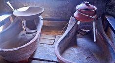 Traditional terra cotta kitchenware - Palayok