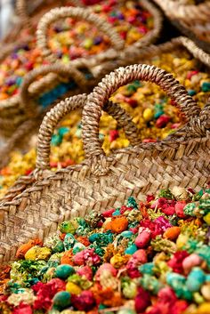 Dried Flowers, Marrakech by Stephen Walford Photography, via Flickr
