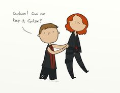 .Can we keep it, Coulson. by bababug.deviantart.com on @deviantART