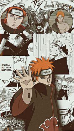 Papel de parede do Pain (Nagato) do anime Naruto | wallpaper do Pain em HD