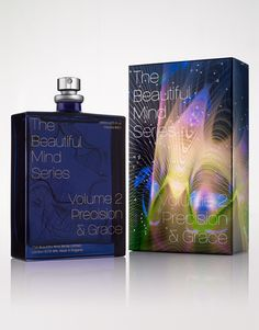 The Beautiful Mind Series Volume 2: Precision & Grace Fragrance: Inspired by Russian ballerina Polina Semionova, 'Precision & Grace' is the second fragrance from innovative perfumer Geza Schoen's The Beautiful Mind Series. Volume 2: Precision & Grace is a heady yet uplifting scent that combines top notes of fruity Williams Pear – a reference to the dancer's countryside upbringing – with a heart of floral Egyptian Jasmine. Grounded with base notes of Sandalwood, Pink Pepper and Musk.