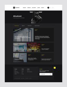 Topmet - Branding & Web Design on Behance