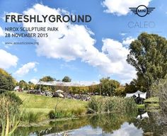 Freshlyground at Nirox - Gauteng 28 Nov 2015 Sell Tickets, Listening To Music, South Africa, Picnic, To Go, Country Roads, Journey, Events, Sculpture