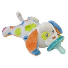 WubbaNub, the experts in safe, birthing center-approved pacifier toys, has licensed their patented design to Mary Meyer. All of the WubbaNub pacifier styles fea