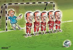 Sabir Nazar - Cagle.com - European Union and Turkey deal to return migrants - English - Syrian refugees, migrants,European Union, Turkey, Erdogan, Greece,Migrant crisis, Deal, Syria, ISIS,