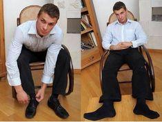 Sexy Socks, Black Socks, Dress Socks, Sock Shoes, Yoga, Guys, Pants, Stuff To Buy, Knights