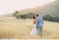 An Eclectic Figueroa Mountain Farmhouse Wedding - Lover.ly