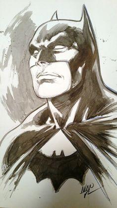 Batman by Ivan Reis