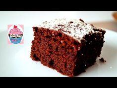 Backen ohne Milch, Zucker & Eier - Schokoladenkuchen in 15min zubereitet - Kinderleicht - YouTube