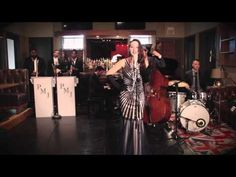 Gangsta's Paradise - Vintage 1920's Al Capone Style Coolio Cover ft. Robyn Adele Anderson - YouTube