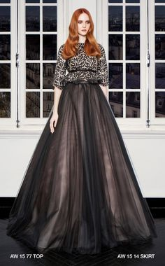 CHRISTOS COSTARELLOS AW 15-16 Christos Costarellos, Fall Winter 2015, Fashion Art, Red Carpet, Ready To Wear, Gowns, Formal Dresses, Designers, How To Wear