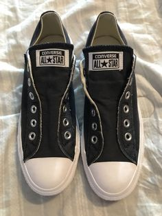 Be comfy when you slip into these Converse Chuck Taylor All Star sneakers.  The Converse Chuck Taylor All Star sneakers have canvas upper and a  cushioned ... eaeb8414a