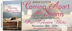 Tome Tender: Coming Apart at the Seams by Jenna Sutton Blitz an...