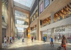 Ambitious plans for a cinema-led revamp of Peterborough's Queensgate shopping centre have taken a major step forward. A detailed planning application for the £30 million enhancement of the centre has been submitted to Peterborough City Council.