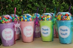 M  M Party Favors idea