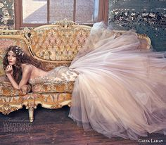 Galia Lahav Spring 2016 Wedding Dresses   http://www.deerpearlflowers.com/galia-lahav-spring-2016-wedding-dresses/