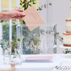 Wedding Card Post Box, Gift Table Wedding, Wedding Boxes, Wedding Cards, Wedding Invitations, Card Holder Wedding, Rustic Wedding Theme, Classic Wedding Decor, Gold Wedding