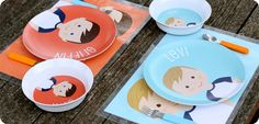 sarah + abraham - personalized stationery and gifts for children