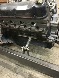 Made the motor mounts