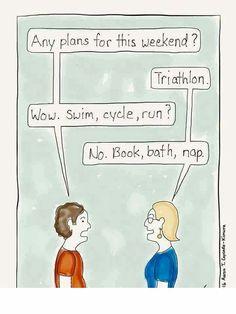 Book, bath, nap!