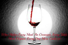 #Wine #Occasion