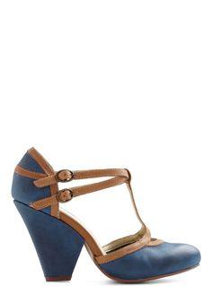 Seychelles Fourth Wall Heel | Mod Retro Vintage Heels | ModCloth.com