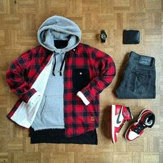 Mens Urban Streetwear, Streetwear Mode, Streetwear Fashion, Swag Outfits Men, Outfits For Teens, Fashion Outfits, Fashion Ideas, Converse Fashion, Fashion Inspiration