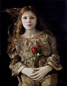 Ecclésiaste (oil, 51x35) by Harold Munoz, Artist of the Month | ArtistsNetwork