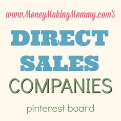 Discover All The Wonderful Direct S Company Opportunities Out There By Checking This Huge Directory