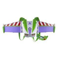 Buzz Lightyear jetpack, score.