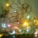 """#Concorso #GreenMarathonTappa 5 #Natale #Green Rosa: """"Natale eco....con l'albero fatto di cilindri di carta igienica....più eco di così.........Auguri!!!!!!"""""""