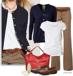 Trend Outfits for Work Fashion Fall Outfits, Casual Outfits, Summer Outfits, Fashion Outfits, Womens Fashion, Looks Style, Looks Cool, Work Wardrobe, Capsule Wardrobe