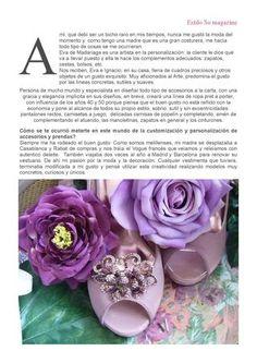 Marzo 2013 nº4 Estilo So magazine