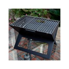 We are pleased to offer the finest in British design and quality in the Hotspot Notebook Charcoal Grill. The Notebook Grill is the perfect portable charcoal grill. The clever design allows this unit to Portable Bbq Grill, Camping Grill, Backyard Camping, Grilling, Solo Camping, Camping Gear, Portable Charcoal Bbq, Charcoal Bbq Grill, Outdoor Oven