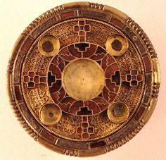 Dr Caitlin Green @caitlinrgreen 6h6 hours ago  Some more 6/7thC metalwork from the Faversham Anglo-Saxon cemetery ('the smith's estate') in the British Museum: