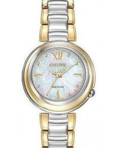 433d00b7af7 CITIZEN L® Sunrise Watch Mother-of-Pearl Dial Sunrise