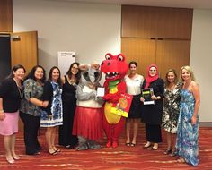 Congratulations to Parramatta City Library, winners of a Zest Award for Exceptional Community Partnership Project across a region for the 'Eels Read with a Mate' Program. The program is designed to educate fathers of language and literacy rich environments for children from birth.