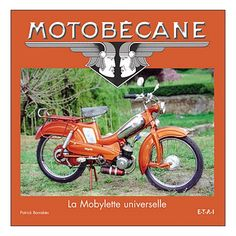 Motobécane - this was the greatest little mode of transportation around town! Our maid, in her early 50s at the time, arrived 3 days a week astride her little blue mobilette Motobécane