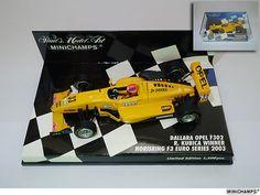 #Minichamps 1:43 #Robert #Kubica Dallara Opel F302 #2003 #F3 Euro Series #Formulaone #Diecast #Model #F1 #Ebay Euro, Legends