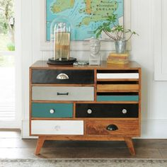 Darwin Chest of Drawers