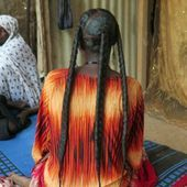 Protective Styles For Natural Hair Discover Chebe powder Shebbe Chéwé From Chad Natural Hair Growth All Hair Types including high porosity no more breakage fast shipping from USA African Hairstyles, Easy Hairstyles, Straight Hairstyles, Wedding Hairstyles, Dreadlock Hairstyles, Updo Hairstyle, Wedding Updo, Black Hairstyles, Long Wavy Hair