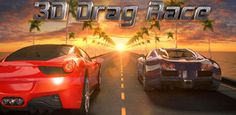 Drive over 50 of the hottest drag racing cars and prove yourself!  Welcome to 3D Drag Race!  ★ 50+ cars to own and race  ★ upgrade and customize your drag racer  ★ progress through 10 levels and defeat boss cars  ★ 3D graphics and visual effects  ★ free to play