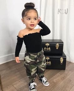 Boho Kids fashion Winter - - - - Kids fashion Baby Take Home Outfit - Cute Mixed Babies, Cute Black Babies, Black Baby Girls, Cute Babies, Baby Swag Girl, Black Kids, Cute Little Girls Outfits, Kids Outfits Girls, Toddler Outfits