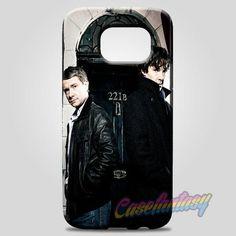 Sherlock And Dr Watson Samsung Galaxy Note 8 Case | casefantasy